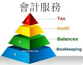 Hong Kong Accounting, Auditing & Taxation Services 香港會計、審計與稅務服務